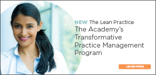 The Lean Practice: the Academy's Transformative Practice Management Program